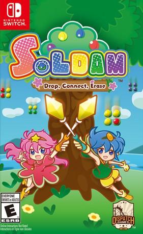Cover Soldam: Drop, Connect, Erase