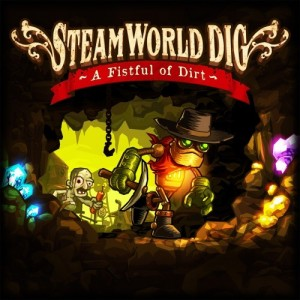 Cover SteamWorld Dig