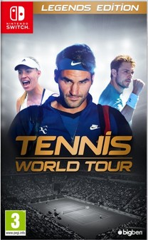 Cover Tennis World Tour