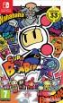Cover Super Bomberman R per Nintendo Switch