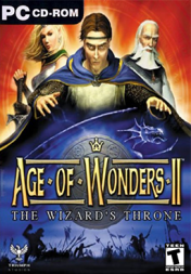 Cover Age of Wonders II: The Wizard's Throne