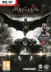 Cover Batman: Arkham Knight