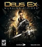 Cover Deus Ex: Mankind Divided