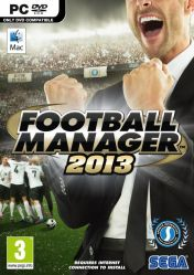 Cover Football Manager 2013