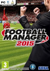Cover Football Manager 2015