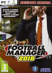 Cover Football Manager 2016