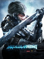 Cover Metal Gear Rising: Revengeance