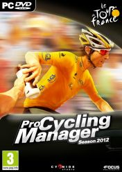 Cover Pro Cycling Manager 2012