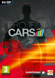 Cover Project Cars