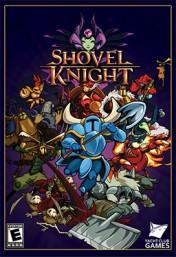 Cover Shovel Knight