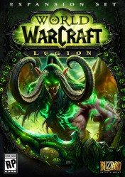 Cover World of Warcraft: Legion