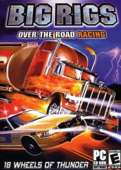Cover Big Rigs: Over the Road Racing