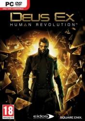 Cover Deus Ex: Human Revolution