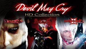 Cover Devil May Cry HD Collection