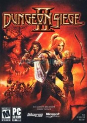 Cover Dungeon Siege II
