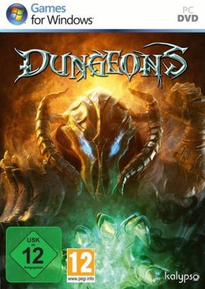 Cover DUNGEONS