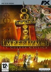 Cover Imperium: La Guerra Gallica