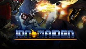 Cover Ion Maiden