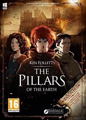 Cover Ken Follett's The Pillars of the Earth