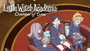Cover Little Witch Academia: Chamber of Time
