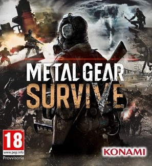 Cover Metal Gear Survive