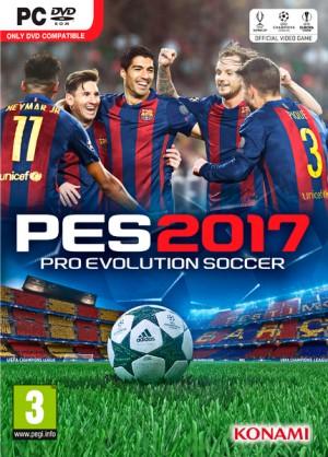 Cover Pro Evolution Soccer 2017