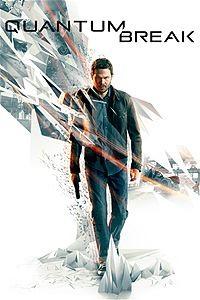 Cover Quantum Break