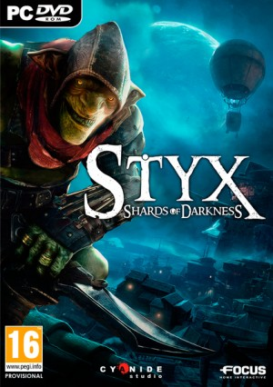 Cover Styx: Shards of Darkness