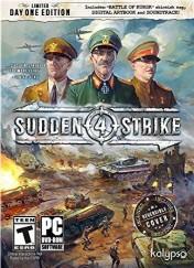 Cover Sudden Strike 4