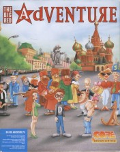 Cover The Big Red Adventure