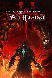 Cover The Incredible Adventures of Van Helsing III