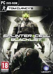 Cover Tom Clancy's Splinter Cell: Blacklist