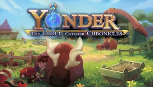 Cover Yonder: The Cloud Catcher Chronicles