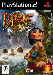 Cover Brave: The Search for Spirit Dancer
