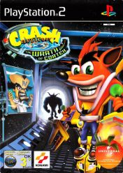 Cover Crash Bandicoot: The Wrath of Cortex