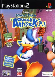 Cover Disney's Donald Duck: Goin' Quackers