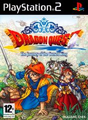 Cover Dragon Quest VIII: Journey of the Cursed King