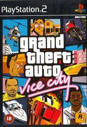 Cover Grand Theft Auto: Vice City