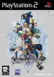 Cover Kingdom Hearts II