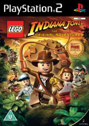 Cover LEGO Indiana Jones: The Original Adventures