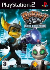 Cover Ratchet & Clank: Going Commando