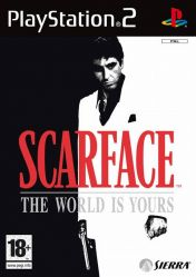 Cover Scarface: The World Is Yours
