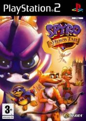 Cover Spyro: A Hero's Tail