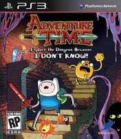 Cover Adventure Time: Explore the Dungeon Because I DON'T KNOW!