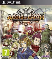Cover Aegis of Earth: Protonovus Assault
