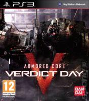 Cover Armored Core: Verdict Day
