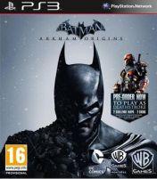 Cover Batman Arkham Origins
