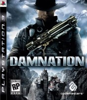 Cover Damnation