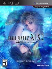Cover Final Fantasy X / X-2 HD Remaster