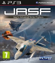 Cover Jane's Advanced Strike Fighters